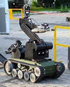 Telerob_robot_Ejército_español