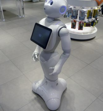 robot pepper 2018