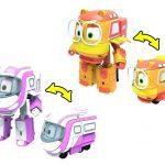 robot trenes