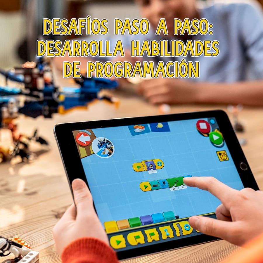 LEGO BOOST - Robot de Juguete para Programar y Jugar