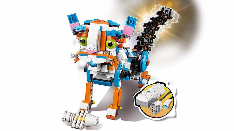 PERRO LEGO BOOST