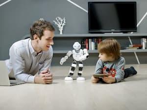ROBOT FAMILIA