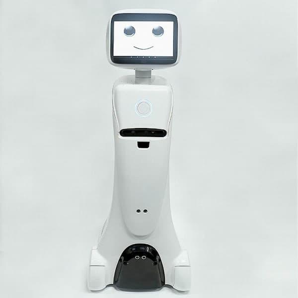 robot humanoide amy